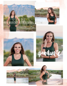Gabby || Rio Rancho Senior Photographer
