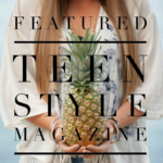 Featured in Teen Style Magazine